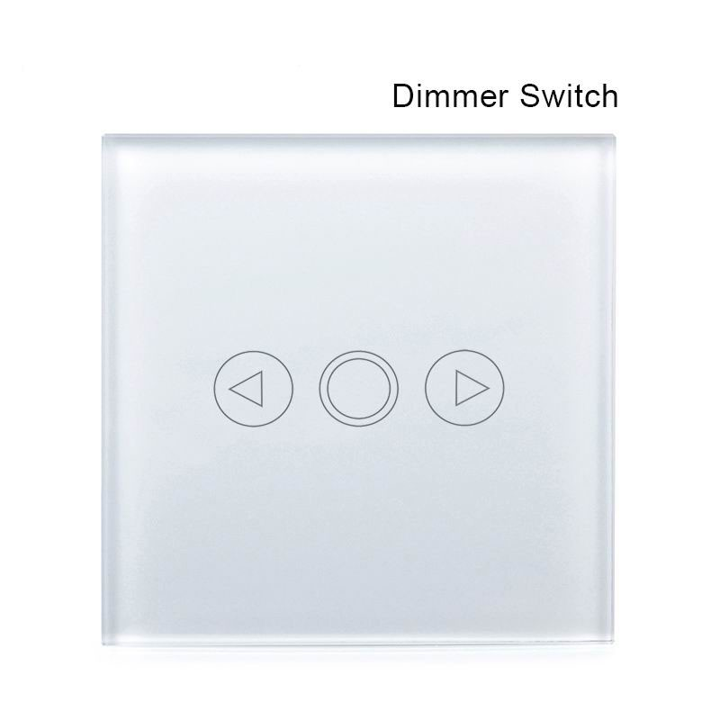 dimmer touch swith led