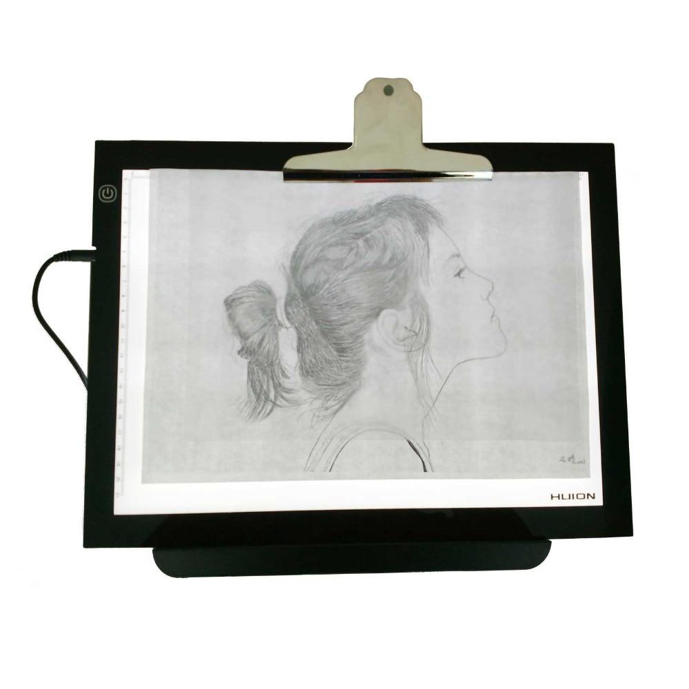Huion a4h led light pad 17,7 \