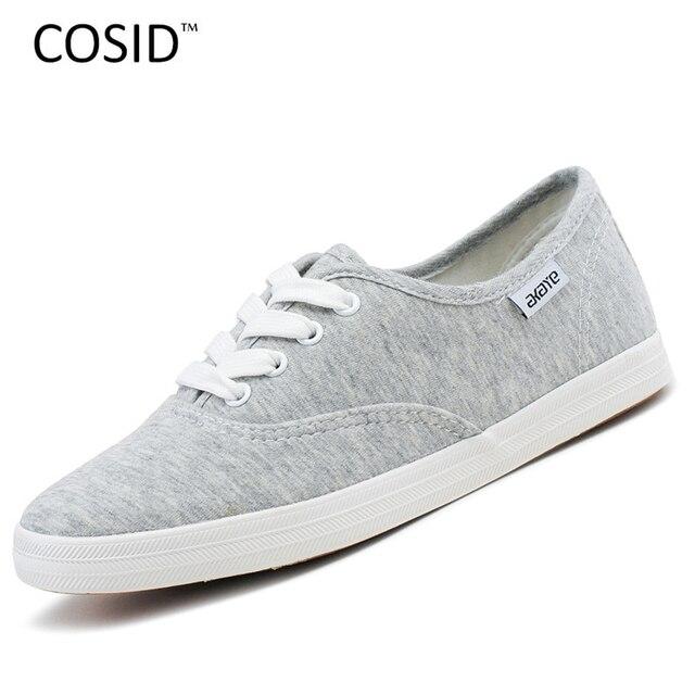 Aliexpress.com : Buy Popular Canvas Shoes Casual Women Flats ...