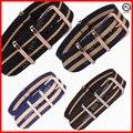 Atacado/1 pcs Cinta Nato 18mm 20mm 22mm Nylon Militar Esporte Relógio de Pulso Strap Banda 22-18 de Prata & Ouro Rosa Fivela