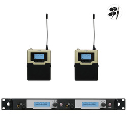 New!! In Ear Monitor Wireless System Upgrade SR2050 Double transmitter Monitoring Professional for Stage Performance