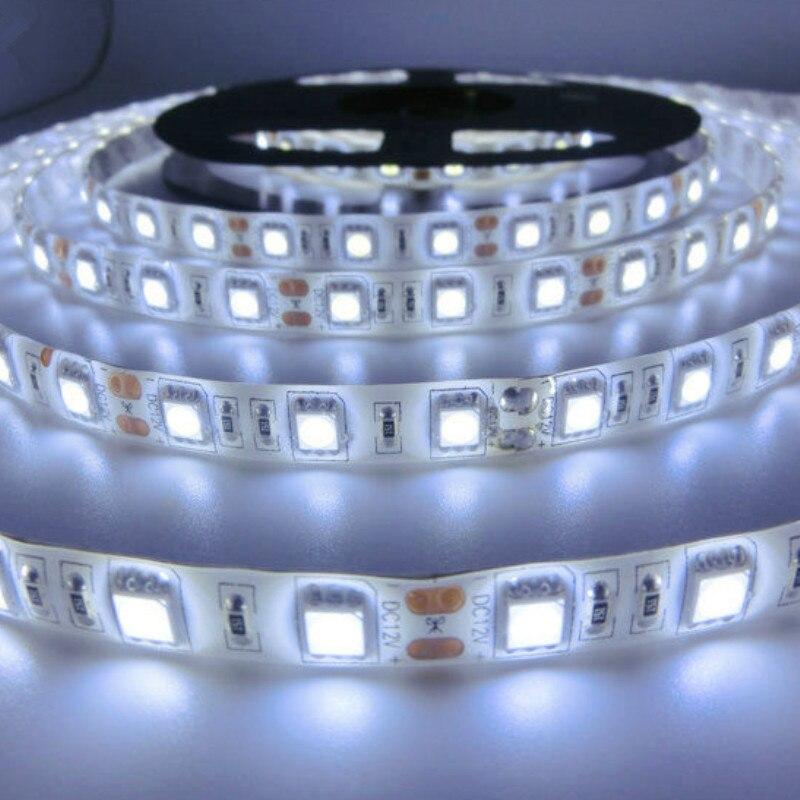 5050SMD Led Zolaqlı Lampa 5m / çox 60led / m DC12V IP65 Çevik - LED işıqlandırma - Fotoqrafiya 6