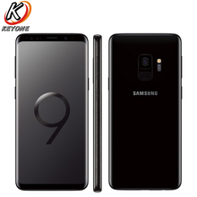 New original Samsung GALAXY S9 G9600 4G LTE Mobile Phone 5.8″ 4GB RAM 64GB ROM Octa Core Android 8.0 2960 x 1440p Smart Phone