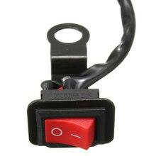 По DHL или FedEx 200 шт. переключатель на руле мотоцикла фара противотуманная фара вкл/выкл переключатель аксессуары для мотоциклов