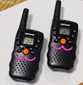 Long Range PMR446 talkie walkie mobile radio transceiver HF VT8 1Watt interphone woki toki CB UHF w/ flashlight dual standby