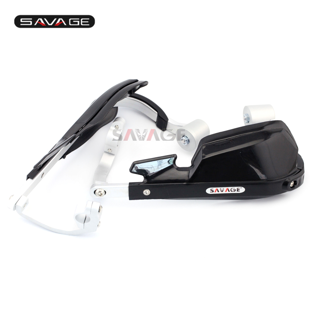 Black Handlebar Handguards Hand Guard For BMW R1200R R1200 R 2007-2014 Motorcycle Accessories Handle Bar Protector цена