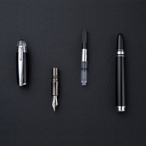 Baoer 79 чернил для авторучки, роскошные черные чернила, ручки для фортепиано, краски, подарки, перо для офиса, канцелярские чернила, черный и синий füllfederhalter