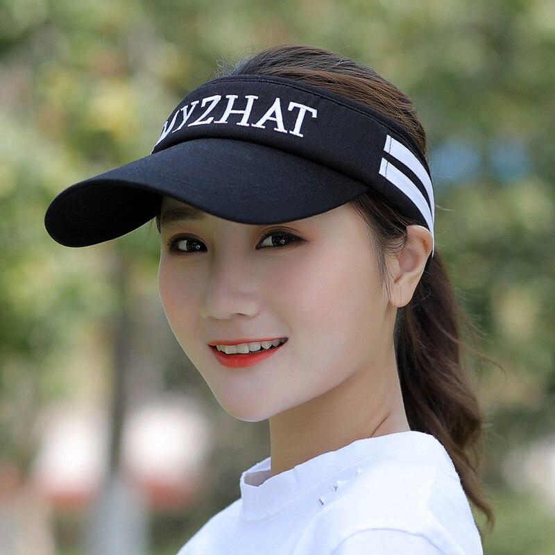 Kagenmo летняя Мужская Женская теннисная кепка без короны солнцезащитная Кепка бейсболка с козырьком - Цвет: I