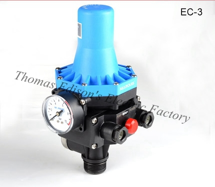 automatic Water pump pressure control electronic switch for water pump on 1.5bar off 10bar стоимость