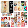 Youpop KPOP Red Velvet  Irene SeulGi Wendy Joy Album LOMO Cards K-POP New Fashion Self Made Paper Photo Card HD Photocard LK414