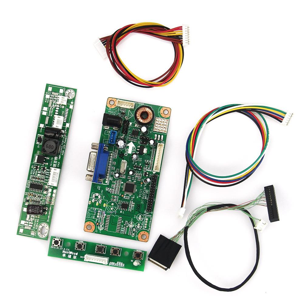 LCD Control Driver Board M.RT2270 LCD/LED (VGA)For LP154WP4-TLA1 LTN154BT08-R03  1440x900 LVDS Monitor Reuse Laptop