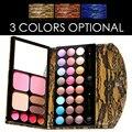 LaceTrimmed 33 Cores Paleta de sombra Natural do Olho Sombra Shimmer Matte Maquiagem Corretivo Cosméticos Conjunto de Maquiagem de Longa Duração