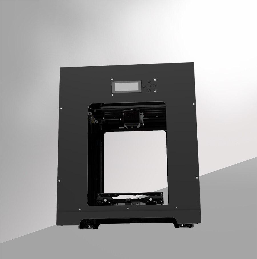 2017 Newest Pursa I3 linear guide rail High precision industrial grade impresora 3d printer DIY Kit