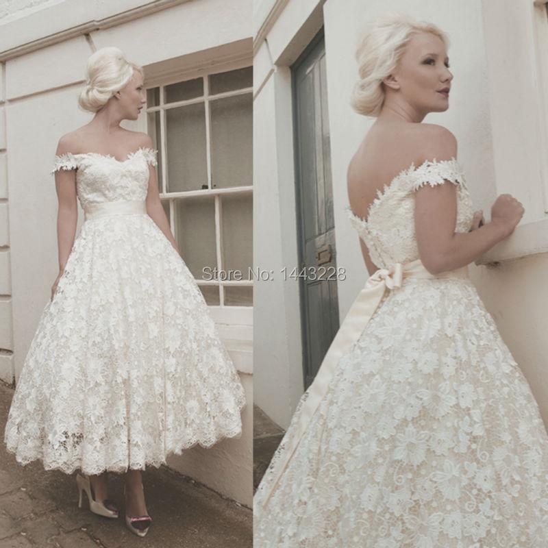 Popular 1950s Wedding Dresses-Buy Cheap 1950s Wedding