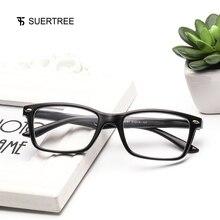 SUERTREE Reading Glasses Women Men Prescription Eyeglasses Gafas del lectura de las Mujeres Hombres oculos BM151