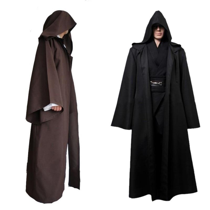 Popular Brown Hooded Robe-Buy Cheap Brown Hooded Robe lots ...