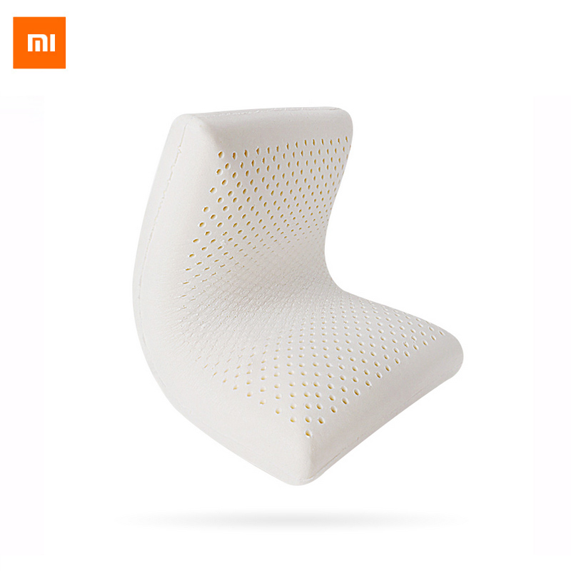 Original Xiaomi Pillow 8H Z1 Natural latex with pillowcase best Environmentally safe material Pillow Z1 healthcare Good sleeping цена