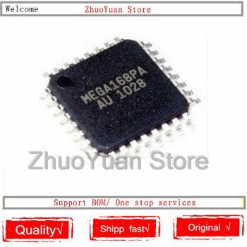 100PCS/lot ATMEGA168PA-AUR ATMEGA168PA-AU MEGA168PA-AU ATMEGA168PA ATMEGA168 MEGA168PA TQFP32 IC chip New Original In stock