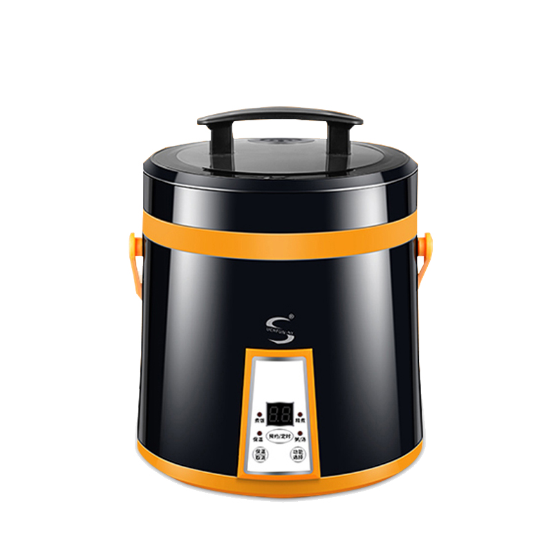 110/220V 1.6L  smart stainless steel electric rice cooker 300W intelligent pre-reservation rice cooker with steamed pan indutrial rice cooker parts rice cooking machine u shape stainless steel heating tube 380 voltage 4kw