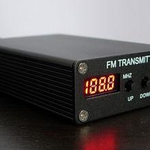 5 W стерео PLL цифровой fm-передатчик \ мини fm-радио станция \ fm-приемник