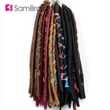 Sambraid New Crochet Braids Faux Locs hair synthetic braiding hair Ext