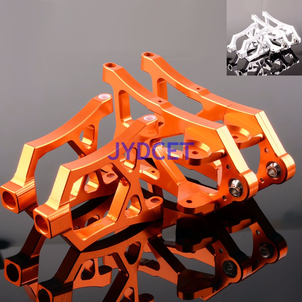 85400 Aluminum Front Suspension Arm Set For RC 1/5 HPI Baja 5B SS Rovan KING MOTOR king motor class 1 roll cage kit fits hpi baja 5b ss 2 0 5t rovan buggy t2000