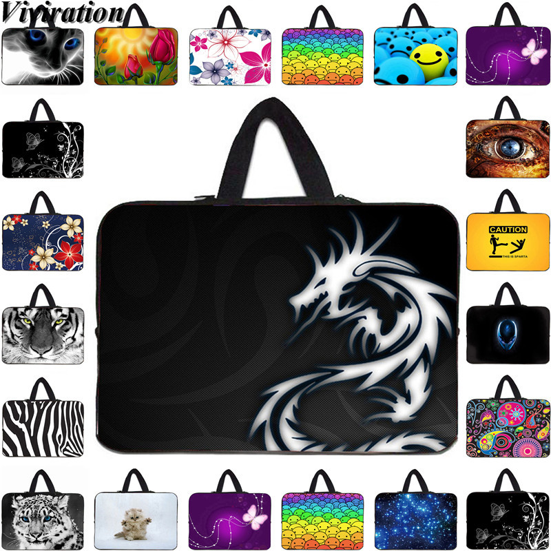 """15.6/"""" inch Laptop Hand Case Sleeve Bag Notebook For DELL Sony Acer Asus Samsung"""