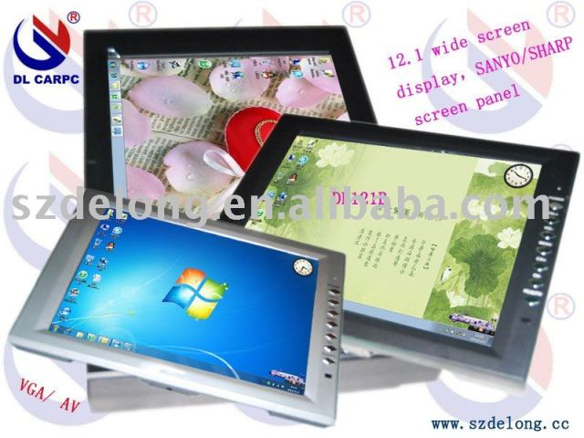 12.1'' LCD monitor,touchscreen monitor
