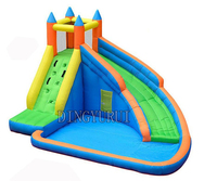 5*4*3m Inflatable Water Slide Pool Jumping Bouncer Castle With Air Blower for children