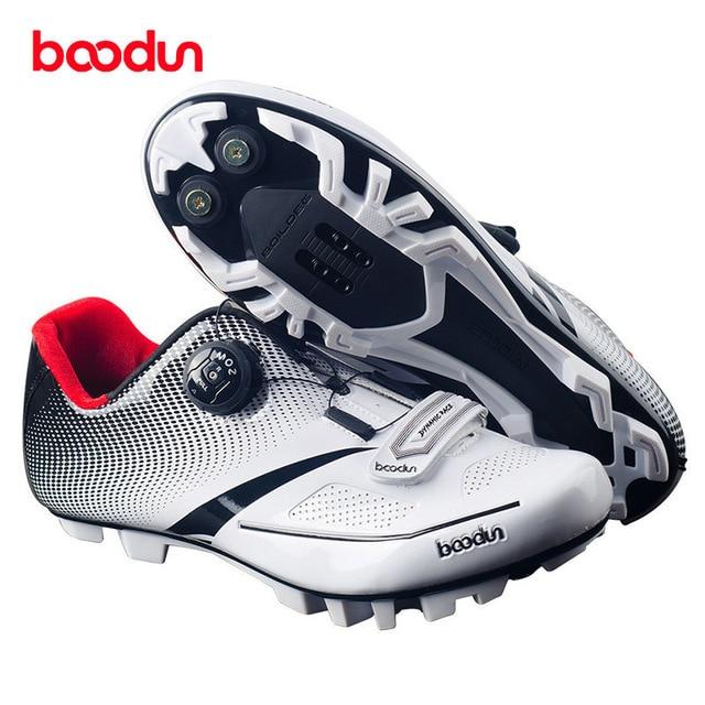 ece6eeb2d BOODUN Zapatilla Mtb Hombre Cycling Shoes For Bicycles Mountain Bike  Sneakers Sapatilha Ciclismo Chaussure Vtt