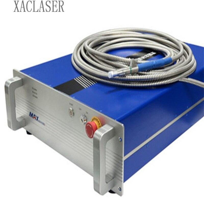300 W/500 W 750W 1000W Max Raycus fibra láser fuente tubo láser para corte por láser de fibra sistema de