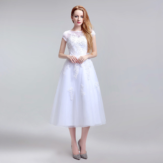 White Dresses for Cheap