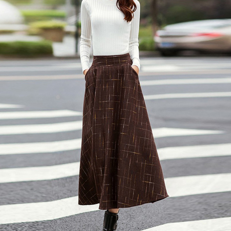 Popular Winter Long Skirts-Buy Cheap Winter Long Skirts lots from ...