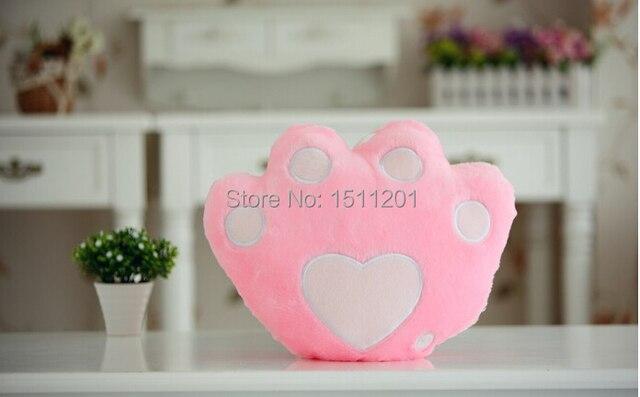 Comercio al por mayor de 40 cm oso luminosa colorida almohada juguetes de peluche de regalo de Navidad regalos de san valentín regalos de los niños envío gratis