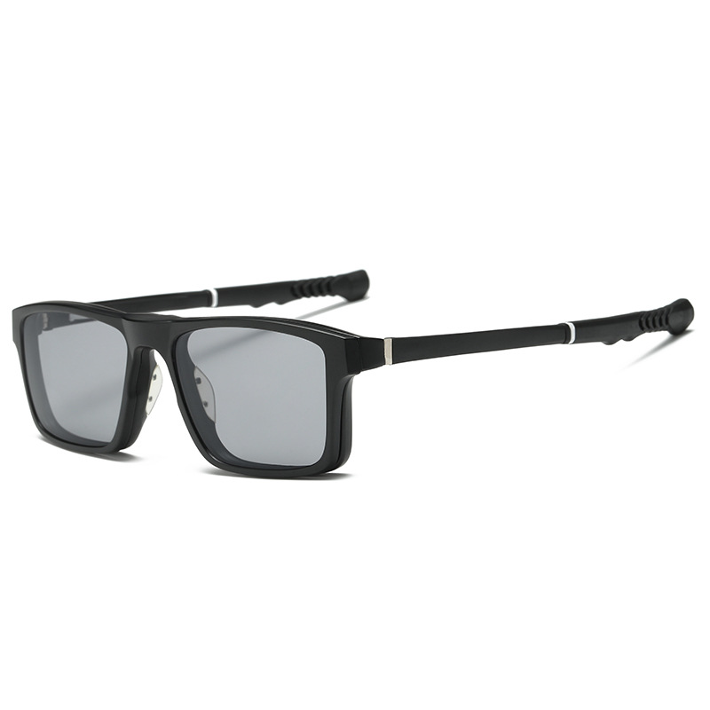 Protezione Clip uomini Da Il 1 Pallacanestro Donne Miopia sport Occhiali Nero Magnete Polarizzati Kjdchd Magnetico Su Di In 3 Sole qE6CUwzx