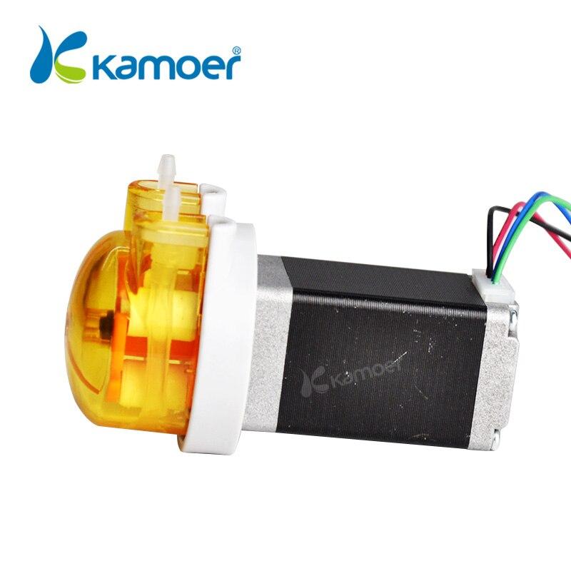 Kamoer KAS 12 В перистальтический насос шаговый двигатель водяной насос (Бесплатная доставка, поддержка управления печатной платы, точное управл...