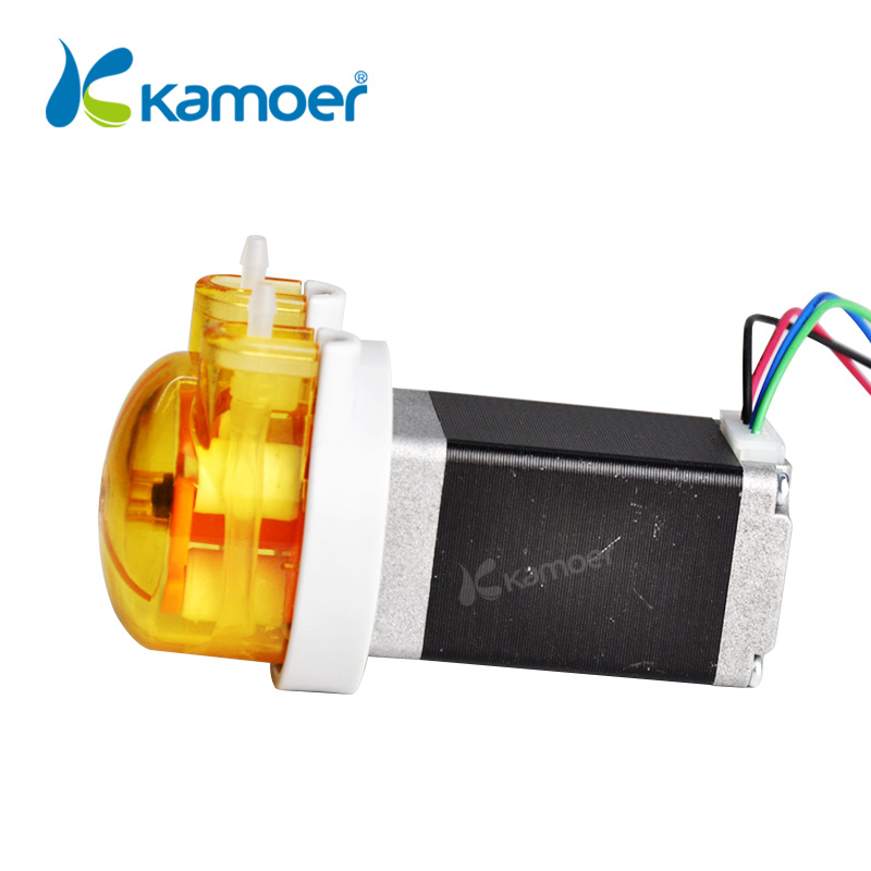 Kamoer KAS 12V  Peristaltic Pump Stepper Motor Water Pump (Free Shipping, PCB Control Support, Precise Control, Digital Control)Kamoer KAS 12V  Peristaltic Pump Stepper Motor Water Pump (Free Shipping, PCB Control Support, Precise Control, Digital Control)