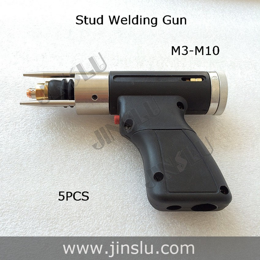 Capacitor Discharge CD Stud Welding Gun Welding Torch M3 to M10 for Stud Welding 5pcs мужское эротическое нижнее белье other brands f923
