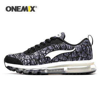 New Onemix men's Running Shoes Breathable Homes Sport for women Chaussures de Course Outdoor Athletic Walking Sneakers size35-46