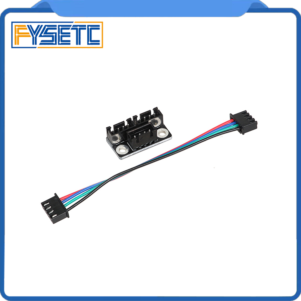3D Printer Parts Motor Parallel Module for Double Z Axis Dual Z Motors High Power Switching Module for Lerdge 3D Printer Board