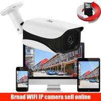 Nieuwe 2.8mm Breed IP Camera 1080 P 960 P 720 P E mail Alert XMEye ONVIF P2P Bewegingsdetectie RTSP 48 V POE CCTV Surveillance Outdoor-in Beveiligingscamera´s van Veiligheid en bescherming op