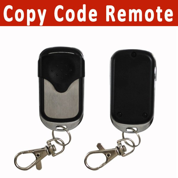How To Program Garage Door Remote >> 10pcs Lot 4 Channel Cloning Garage Door Opener Copy Code Remote