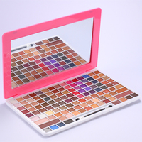 High Quality 121 Colors Makeup Kit Fashion Cosmetics Set Diamond Pearl Colors Style Matte And Pearl