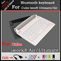 Hot sale Portable Wireless Bluetooth keyboard For Cube iwork8 air ,Ultra-thin ABS keyboard For iwork8 Ultimate 8inch tablet pc