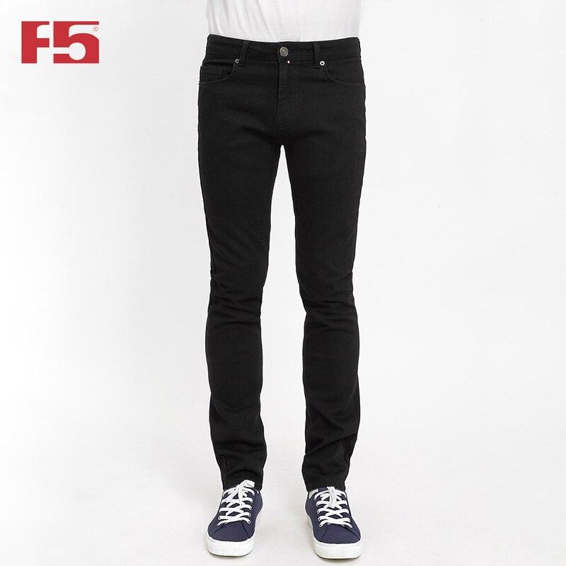 Men jeans F5 185077 new distressed men jeans slim elastic hip hop zip pocket jeans men casual biker jeans straight denim skinny men big sizes