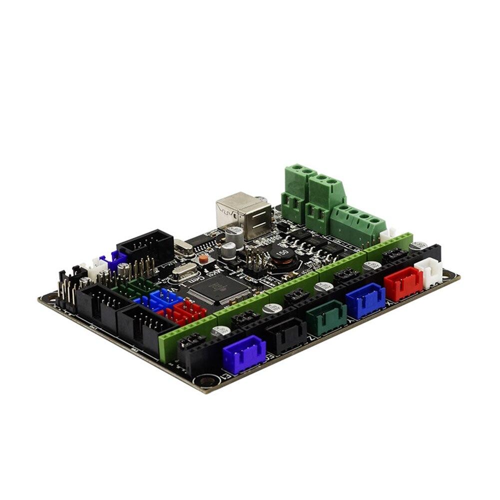 Pour MKS GEN L compatible avec 12864 écran lcd Soutien TMC2208 Moteur Pilote 3D Kits D'impression JLRL88