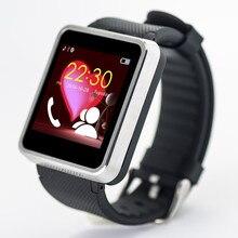 2016 Nuevo Elegante Reloj Cámara Espía F1 Smartwatch Con Tarjeta SIM Marcación de Llamadas en tiempo Real Poligrafía Podómetro Sedentaria recordatorio