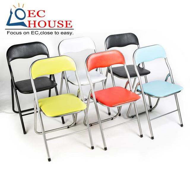 Folding steel Training Conference cr Exhibition dormitory estial color FREE SHIPPING