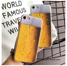 Beer Stein Silicone Cover for iPhone