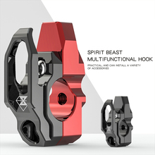 SPIRIT BEAST Motorcycle hook decoration handlebar